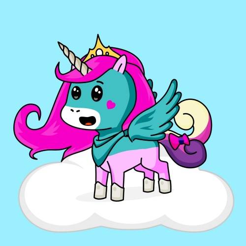 Best friend of skr45900 who designs amazing unicorns.