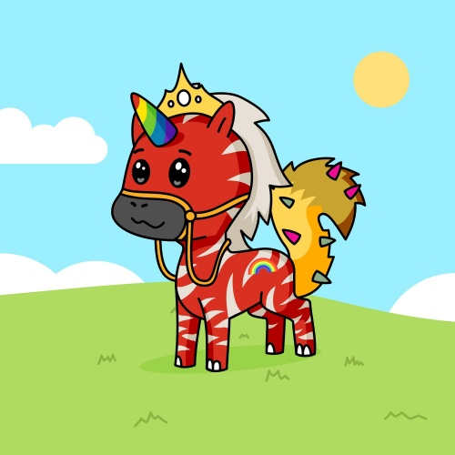 Best friend of hh who designs amazing unicorns.