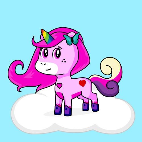 Best friend of eylül ceren who designs amazing unicorns.