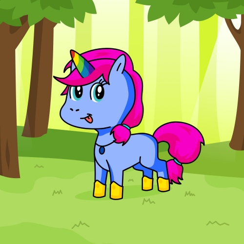 Best friend of equipo nova who designs amazing unicorns.
