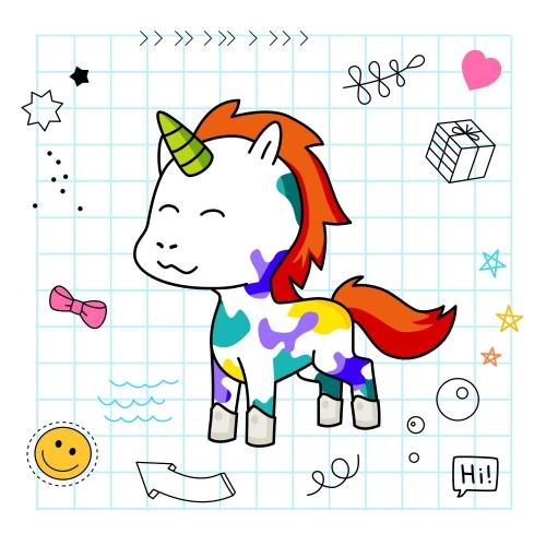 Best friend of equipo blanco who designs amazing unicorns.