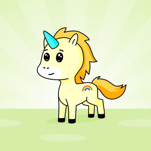 Best friend of equipo transparente who designs amazing unicorns.