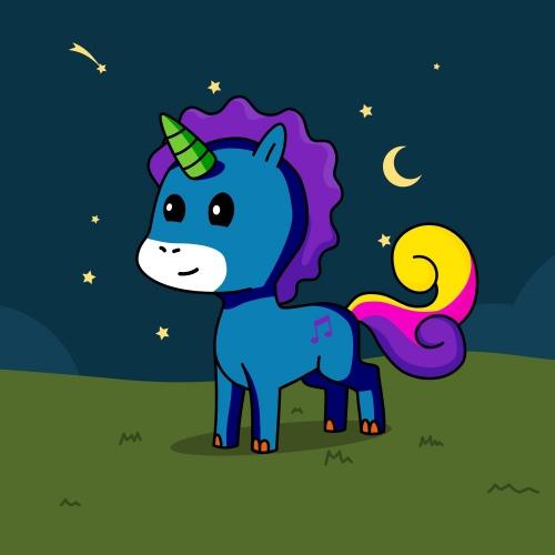 Best friend of equipo alberja who designs amazing unicorns.