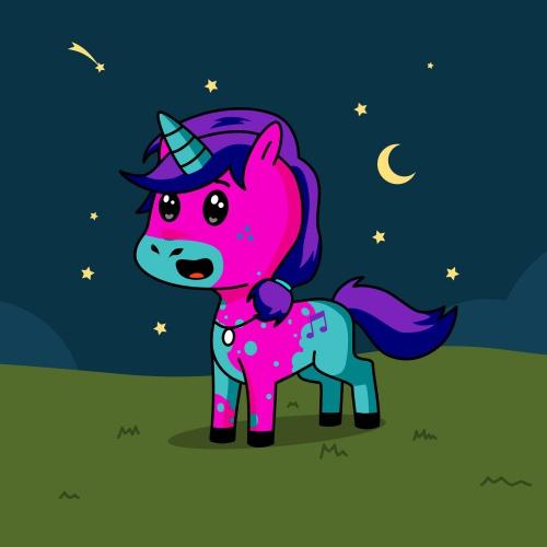 Best friend of Sophie who designs amazing unicorns.