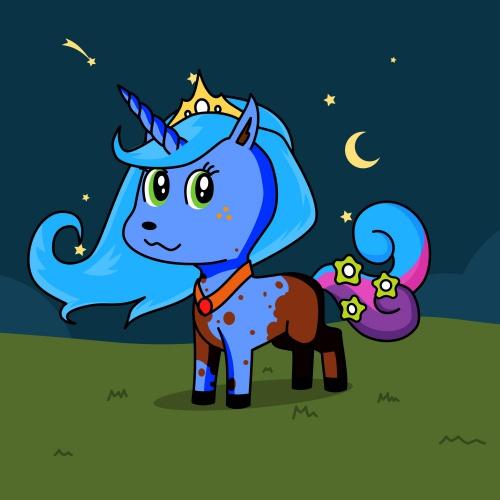 Best friend of Muno who designs amazing unicorns.