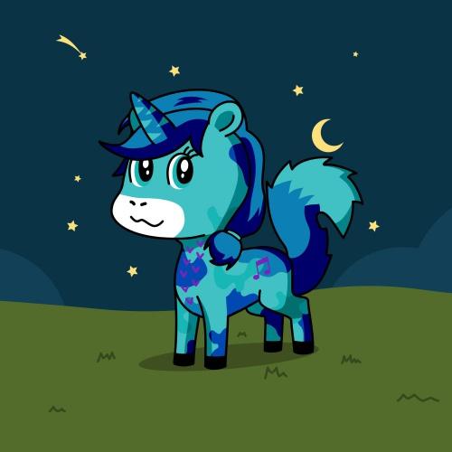 Best friend of julia who designs amazing unicorns.