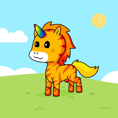 Best friend of Ian who designs amazing unicorns.
