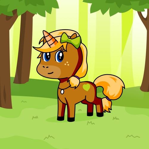 Best friend of Vivian who designs amazing unicorns.