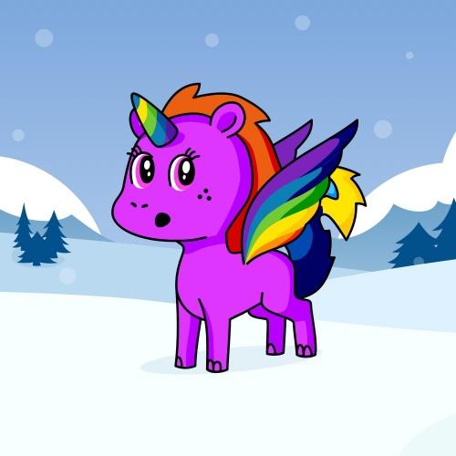 Best friend of Jelly who designs amazing unicorns.