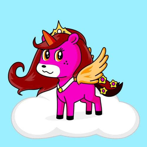 Best friend of King Of The Younicorns who designs amazing unicorns.