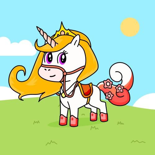 Best friend of See Min who designs amazing unicorns.