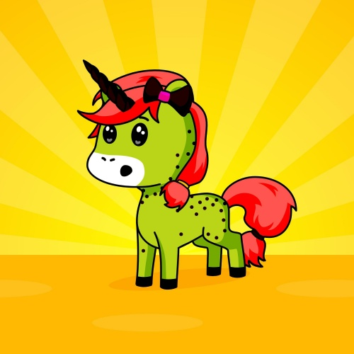 Best friend of ELsa who designs amazing unicorns.