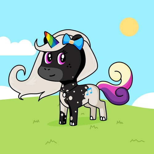 Best friend of Fuck who designs amazing unicorns.