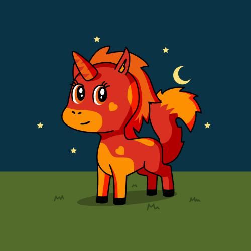Best friend of Grace who designs amazing unicorns.