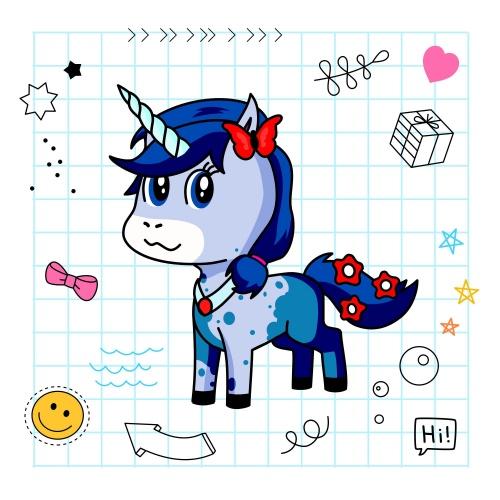 Best friend of Animal Jam Player who designs amazing unicorns.