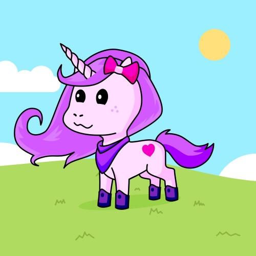 Best friend of Bella who designs amazing unicorns.