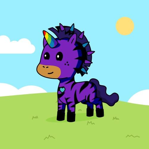 Best friend of Lillian who designs amazing unicorns.