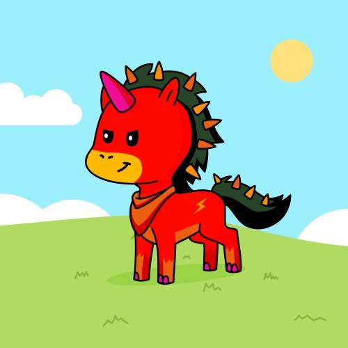 Best friend of Prince Zuko who designs amazing unicorns.