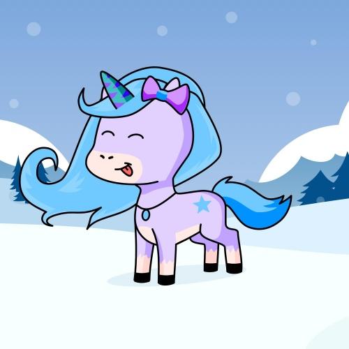 Best friend of Maddy Badaddy who designs amazing unicorns.