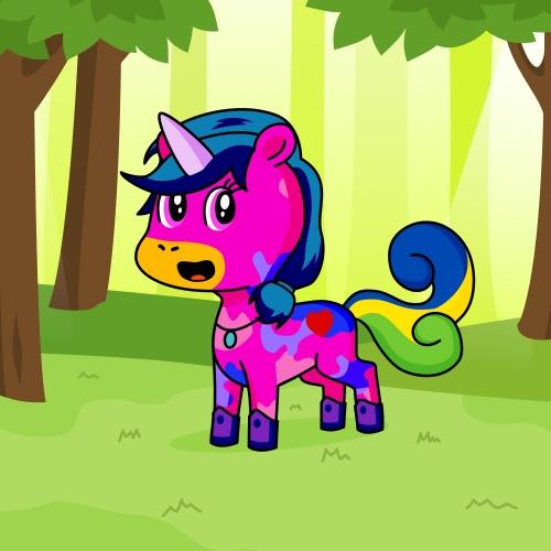 Best friend of Tamashmi Bhattacharya who designs amazing unicorns.