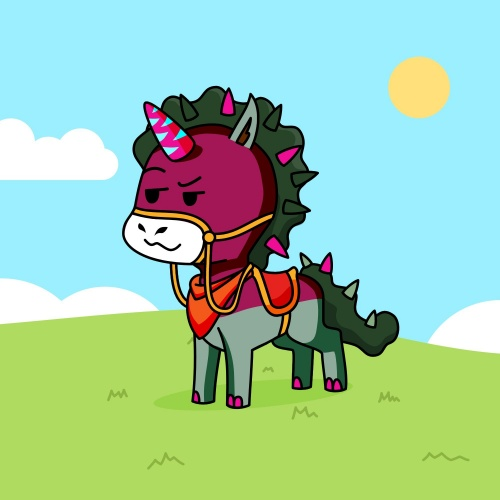 Best friend of qwerty who designs amazing unicorns.