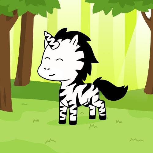 Zebraacorn anna can we be friends?!