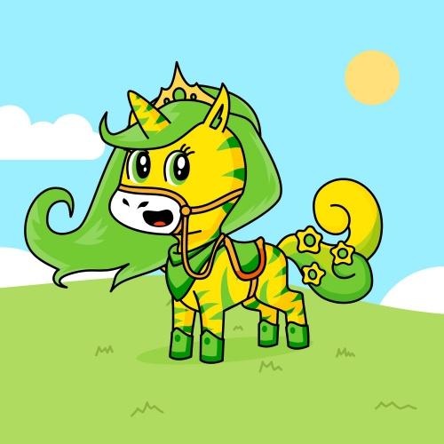 Best friend of Ayati.Ganjale who designs amazing unicorns.