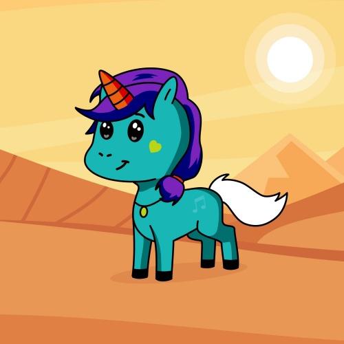 Best friend of Jessie   who designs amazing unicorns.