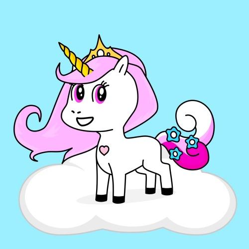 Best friend of RIVER who designs amazing unicorns.