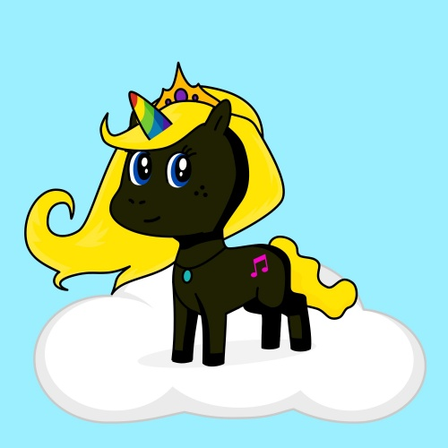 Best friend of Kallie who designs amazing unicorns.