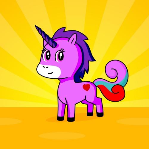Best friend of Wilson who designs amazing unicorns.