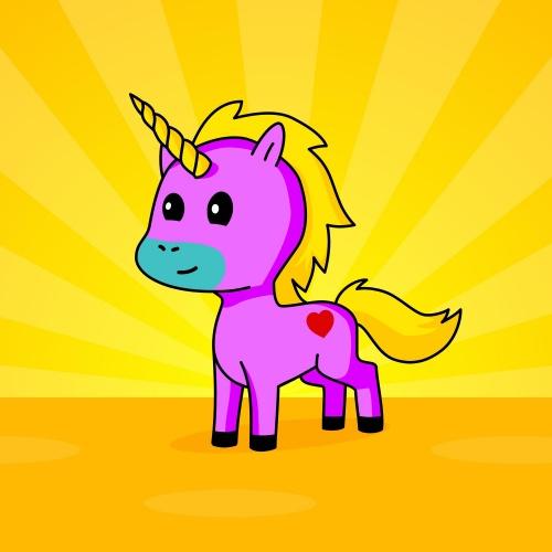 Best friend of Rachel who designs amazing unicorns.