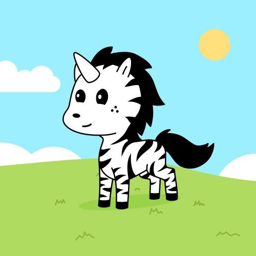 Best friend of jania who designs amazing unicorns.