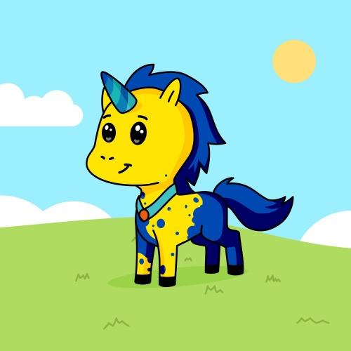 Best friend of [}poiuytgfcvbnm,./.;;['  who designs amazing unicorns.