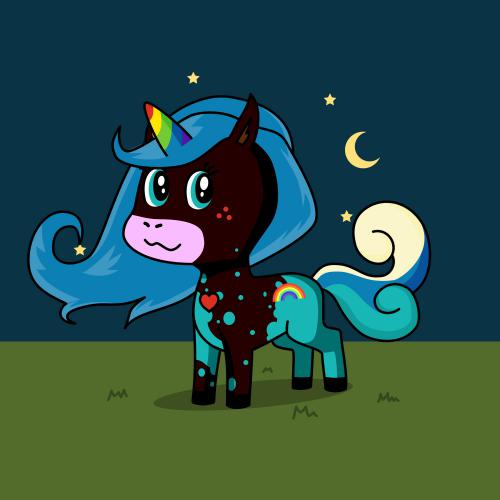 Best friend of dakota who designs amazing unicorns.