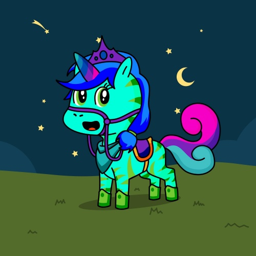 Best friend of chan who designs amazing unicorns.