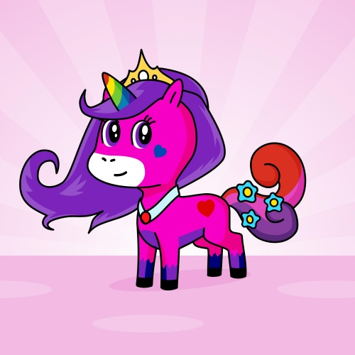 Best friend of i love red who designs amazing unicorns.