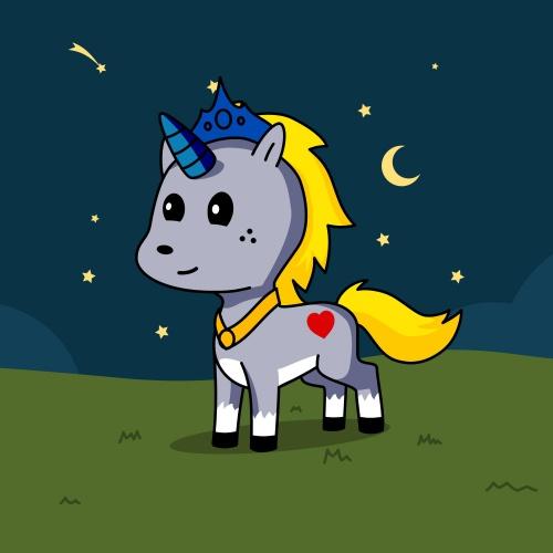 Best friend of cat who designs amazing unicorns.