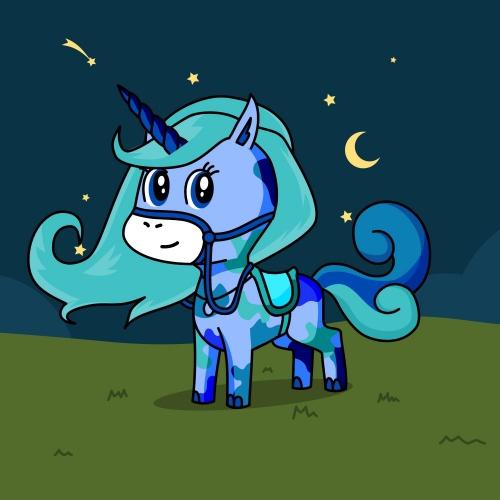 Best friend of Izzy who designs amazing unicorns.