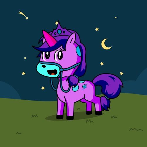 Best friend of Katy who designs amazing unicorns.