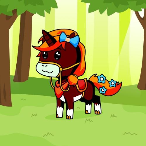 Best friend of Hailey who designs amazing unicorns.