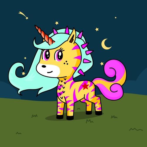 Thunder pony