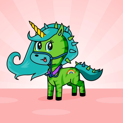 Best friend of lily who designs amazing unicorns.