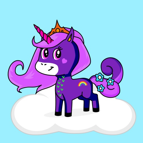 Best friend of 012345678900 who designs amazing unicorns.