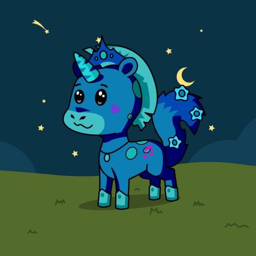 Best friend of Siri who designs amazing unicorns.