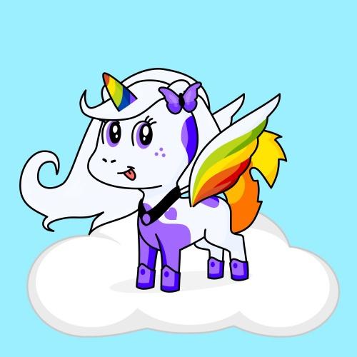 Best friend of Lilia Alaniz H... who designs amazing unicorns.