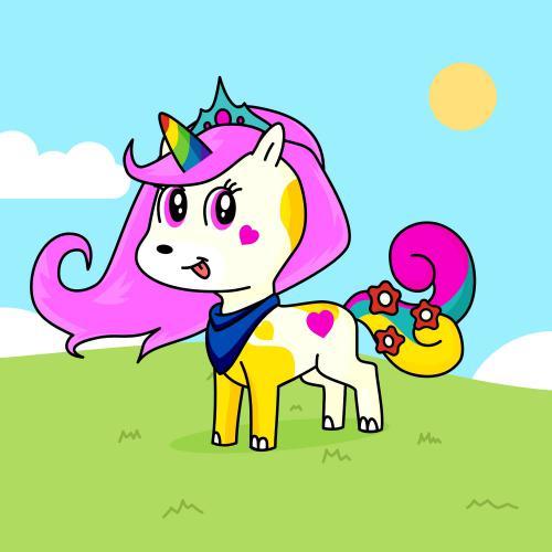 Best friend of nit who designs amazing unicorns.