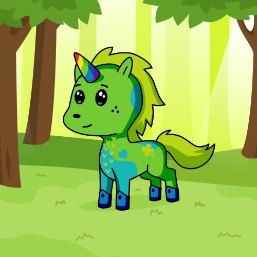 Best friend of uni lover who designs amazing unicorns.