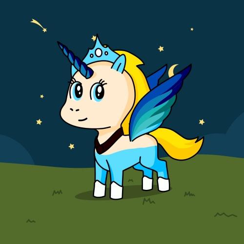 Best friend of SDFGHJK who designs amazing unicorns.