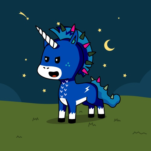 Best friend of Melody who designs amazing unicorns.